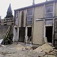 """התוספת המתוכננת - 5,400 מ""""ר. בניין בית הספר פלמ""""ח"""