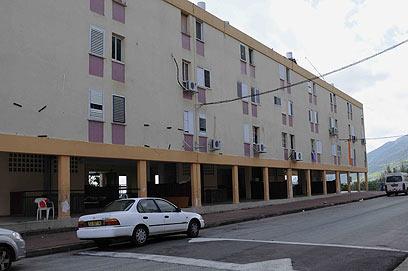 קריית שמונה. מחיר ממוצע של 423 אלף שקל לדירת 2-3 חדרים מיד שנייה (צילום: אביהו שפירא)