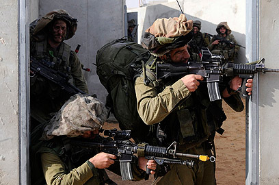 IDF relies on American support (Photo: IDF Spokesman's Office)
