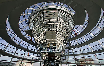 Reichstag in Berlin (Photo: Getty Images Imagebank) (Photo: Getty Images Imagebank)