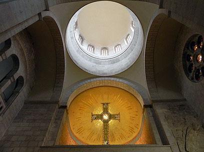 מנזר האחיות ציון  (צילום: זיו ריינשטיין) (צילום: זיו ריינשטיין)