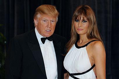אורח קבוע אצל הזוג טראמפ (צילום: EPA) (צילום: EPA)
