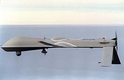 American Predator drone (Archive photo: AFP)