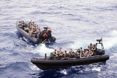 US Navy SEALS. Killed bin Laden (Photo: AFP)