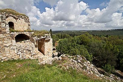 מבצר יחיעם (צילום: רון פלד) (צילום: רון פלד)