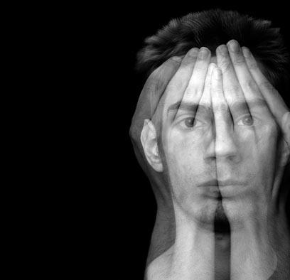 חולי סכיזופרניה סובלים מהזיות וניתוק מהמציאות (צילום: shutterstock) (צילום: shutterstock)