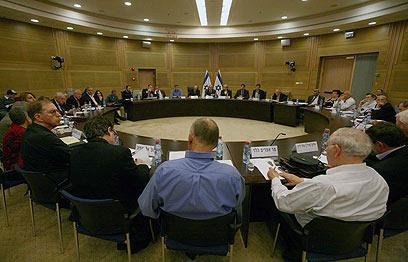 דיון על ספטמבר בוועדת חוץ וביטחון. נערכנו היטב? (צילום: גיל יוחנן) (צילום: גיל יוחנן)