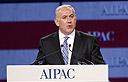 Bibi at AIPAC (Photo: AP)