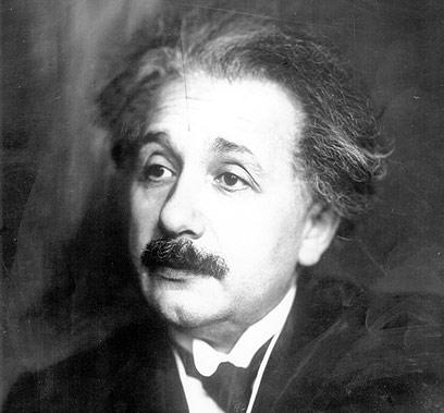האם גם תורתו של איינשטיין היא יחסית? (צילום: Gettyimages Imagebank) (צילום: Gettyimages Imagebank)