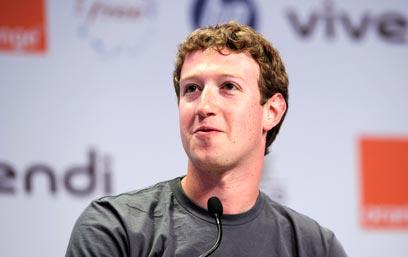 רק בן 27 וכבר יש לו 17.5 מיליארד דולר. צוקרברג מפייסבוק (צילום: רויטרס) (צילום: רויטרס)