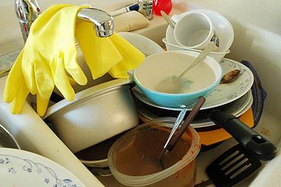 מטבח נקי = מטבח בריא (צילום: shutterstock)