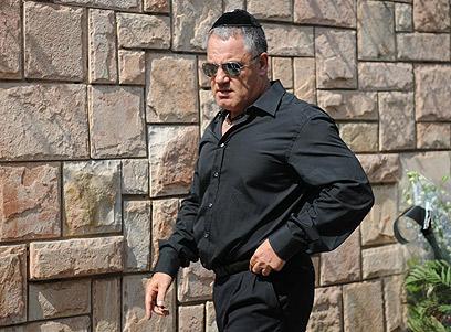 Idan Ofer, Steinmetz's opponent for world's richest Israeli (Photo: Yaron Brener) (Photo: Yaron Brener)
