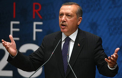 Turkey rebuffs report – PM Erdogan (Photo: AFP)