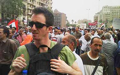 Ilan Grapel in Egypt