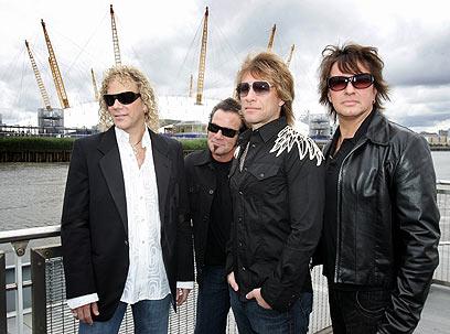 Bon Jovi. It's happening (Photo: Getty Images)