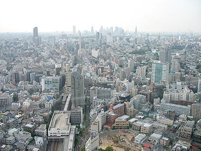 טוקיו (צילום: דנה פאר)