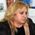 לא רק רוסים הצביעו בשבילי. רינה גרינברג ביום הבחירות צילום: צביקה מונר