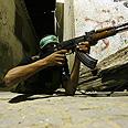 לוחם בגדודי עז א-דין אל קאסם