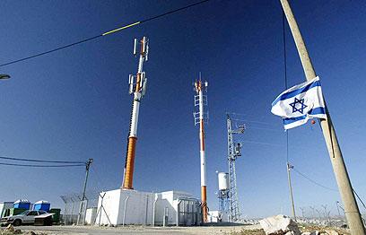 """מגרון. """"שליחים של מדינת ישראל"""" (צילום: סבסטיאן שיינר) (צילום: סבסטיאן שיינר)"""