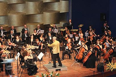 התזמורת הקאמרית הקיבוצית. שינויים בפתח (צילום: ישראל מלובני) (צילום: ישראל מלובני)