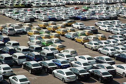 איזו מכונית זולה תקנו בשנה החדשה? (צילום: רועי צוקרמן) (צילום: רועי צוקרמן)