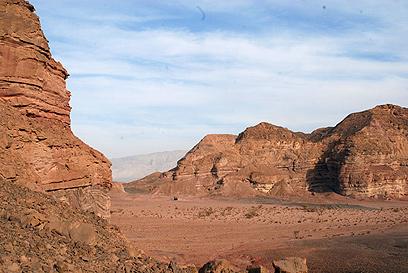 עמק ססגון (צילום: יניב גולן) (צילום: יניב גולן)