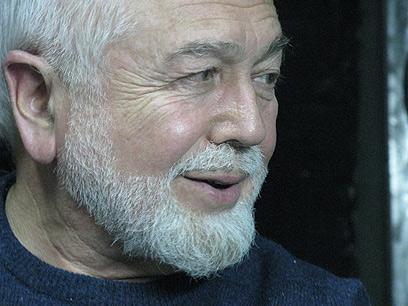 יהושע סובול. תומך בפרויקט (צילום: מרב יודילוביץ') (צילום: מרב יודילוביץ')
