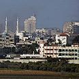 עזה - אחת הערים הצפופות בעולם