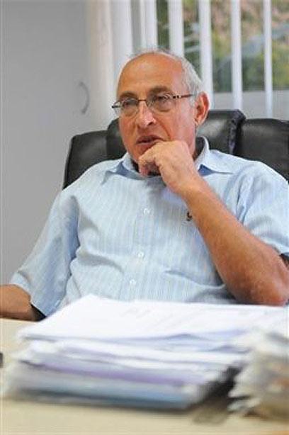 ראש העירייה מוטי ששון (צילום: קובי קואנקס)