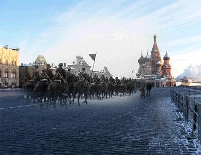 מוסקבה, 1941