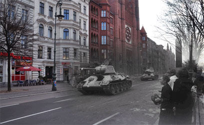 ברלין, 1945