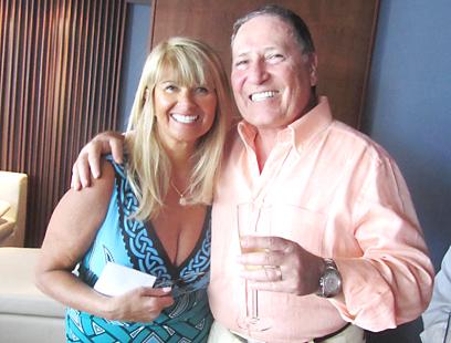שושי וסול ג'ריקו חוגגים ארבעים שנות נישואין ()