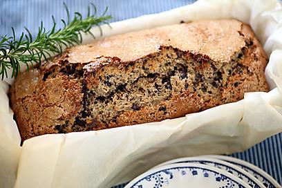עוגת רוזמרין (צילום: אסף רונן ) (צילום: אסף רונן )