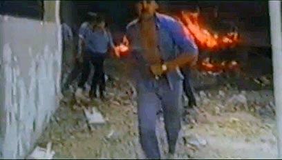 29 נהרגו מהפיצוץ האדיר שמחק את הבניין ()