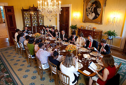Passover at the White House