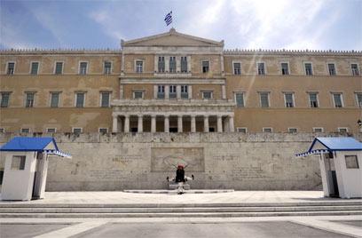 היוונים יצביעו שוב בבחירות לפרלמנט תוך חודש (צילום: AFP) (צילום: AFP)