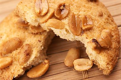 עוגיות בוטנים (צילום: shutterstock)