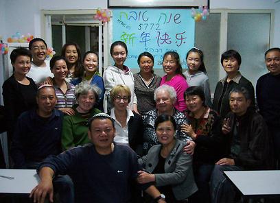 קהילת קאיפנג הצטיינה ברצף הקיום היהודי כ-800 שנים, והייתה היחידה בסין שהותירה תיעוד של תולדותיה (צילום: שבי ישראל) (צילום: שבי ישראל)