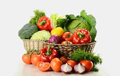 משתלבים טוב בארוחה שלפני הצום. ירקות (צילום: shutterstock)