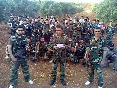 """""""יצרנו קשר עם האופוזיציה הסורית. הם לא רוצים דיאלוג"""". מורדים סורים (צילום: AFP) (צילום: AFP)"""