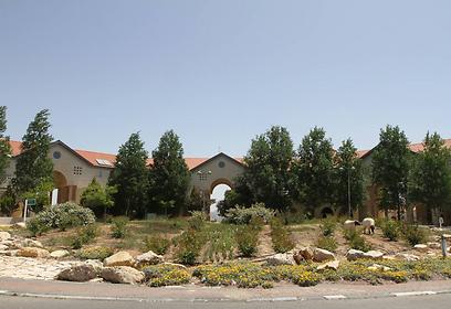 בשכונה מתגוררים כ-4,000 תושבים (צילום: גיל יוחנן)
