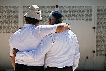 אירועי יום הזיכרון ייפתחו לאחר צפירת דומייה בת דקה (צילום: רויטרס) (צילום: רויטרס)