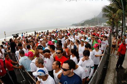 הצעדה בברזיל (צילום: יחצ חול)