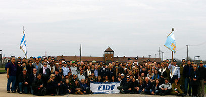 The FIDF mission to Poland