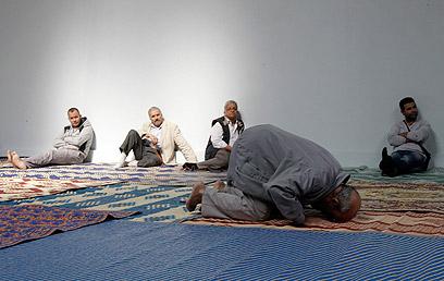 Rahman befriended mosque-goers (Illustration: AP)