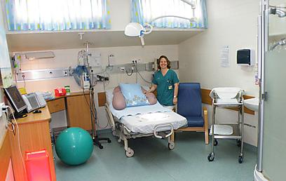 (צילום: אלי דדון, בית חולים כרמל) (צילום: אלי דדון, בית חולים כרמל)