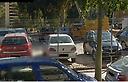 המכוניות בבסיס (צילום: Street View on Google Maps) (צילום: Street View on Google Maps)