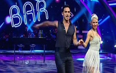 """""""רוקדים עם כוכבים"""". ליהוק אקלקטי, כרגיל (צילום: ערוץ 2) (צילום: ערוץ 2)"""