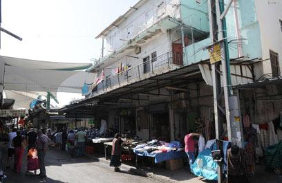 דירתם של זרים הוצתה בדרום תל אביב (ארכיון) (צילום: ירון ברנר) (צילום: ירון ברנר)