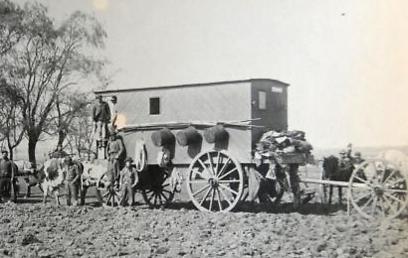 הגאוצ'וס היהודים בארגנטינה (צילום רפרודוקציה: לילך אלבוים) (צילום רפרודוקציה: לילך אלבוים)
